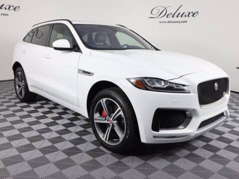 2017 Jaguar F-PACE for sale at DeluxeNJ.com in Linden NJ