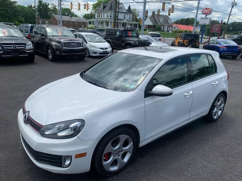 2010 Volkswagen GTI for sale at Masic Motors, Inc. in Harrisburg PA