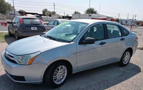 2009 Ford Focus for sale at Senor Coche Auto Sales in Las Cruces NM