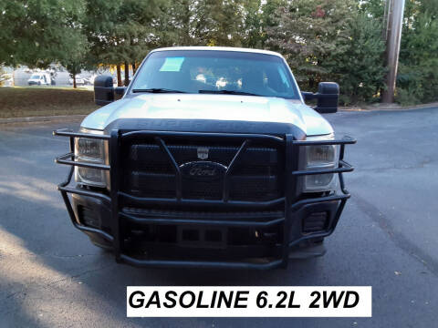 2012 Ford F-250 Super Duty for sale at LOS PAISANOS AUTO & TRUCK SALES LLC in Peachtree Corners GA