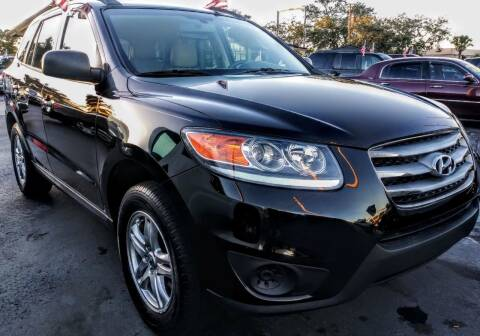 2012 Hyundai Santa Fe for sale at Celebrity Auto Sales in Port Saint Lucie FL