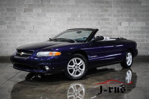 1997 Chrysler Sebring for sale at J-Rus Inc. in Macomb MI