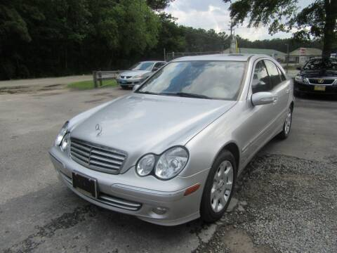 2005 Mercedes-Benz C-Class for sale at Bullet Motors Charleston Area in Summerville SC