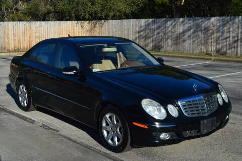 2008 Mercedes-Benz E-Class for sale at Coleman Auto Group in Austin TX