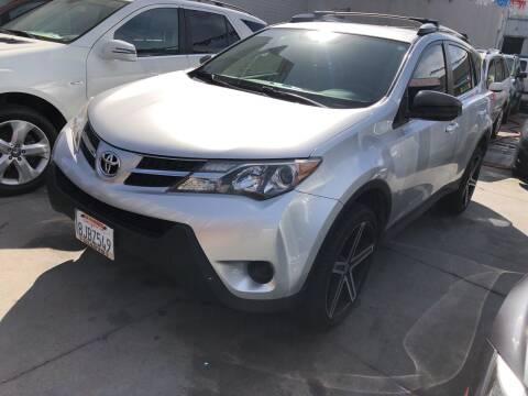 2015 Toyota RAV4 for sale at Excelsior Motors , Inc in San Francisco CA