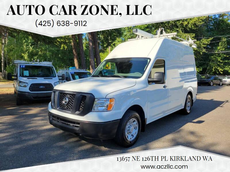 2018 Nissan NV Cargo for sale in Kirkland, WA