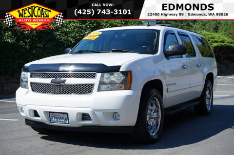 2008 Chevrolet Suburban for sale at West Coast Auto Works in Edmonds WA