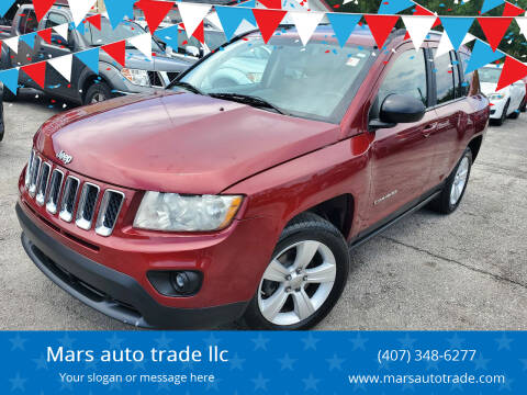 2011 Jeep Compass for sale at Mars auto trade llc in Kissimmee FL