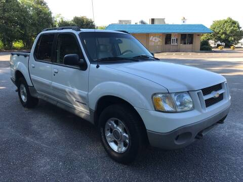 2001 Ford Explorer Sport Trac for sale at Cherry Motors in Greenville SC