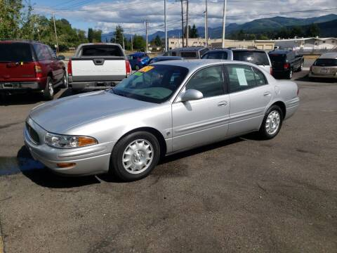 2000 Buick LeSabre for sale at Low Auto Sales in Sedro Woolley WA