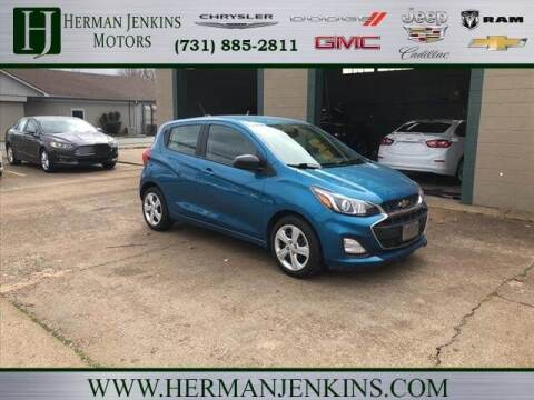 2019 Chevrolet Spark for sale at Herman Jenkins Used Cars in Union City TN