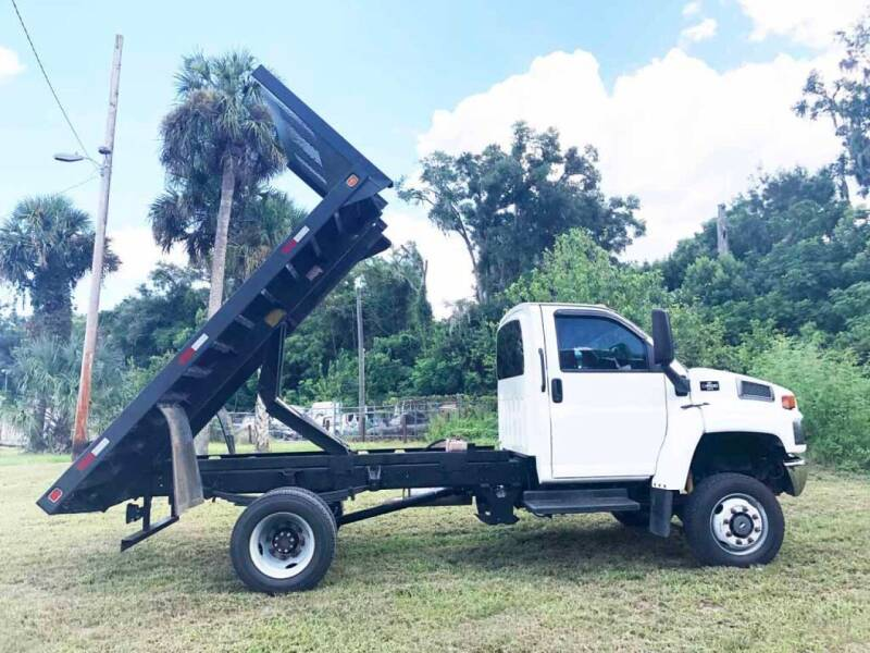 2007 GMC C4500 for sale at Scruggs Motor Company LLC in Palatka FL