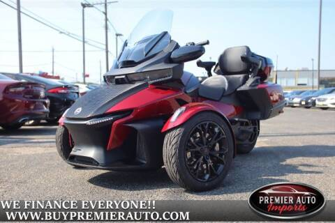 2020 Can-Am Spyder RT/RTS/RTS SP/RT L for sale at PREMIER AUTO IMPORTS - Temple Hills Location in Temple Hills MD