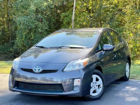 2011 Toyota Prius for sale at Sebar Inc. in Greensboro NC