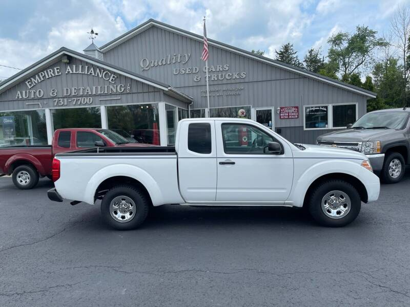 2011 Nissan Frontier for sale at Empire Alliance Inc. in West Coxsackie NY