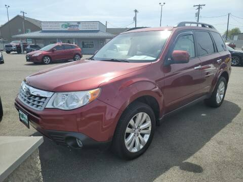 2013 Subaru Forester for sale at Artistic Auto Group, LLC in Kennewick WA