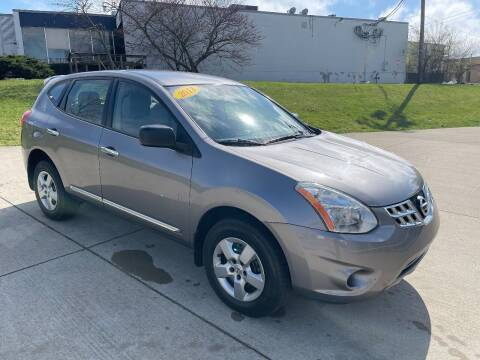 2013 Nissan Rogue for sale at Best Buy Auto Mart in Lexington KY