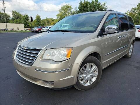 2008 Chrysler Town and Country for sale at Cruisin' Auto Sales in Madison IN