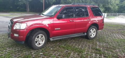 2008 Ford Explorer for sale at Royal Auto Trading in Tampa FL