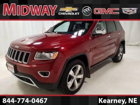 2015 Jeep Grand Cherokee for sale at Heath Phillips in Kearney NE