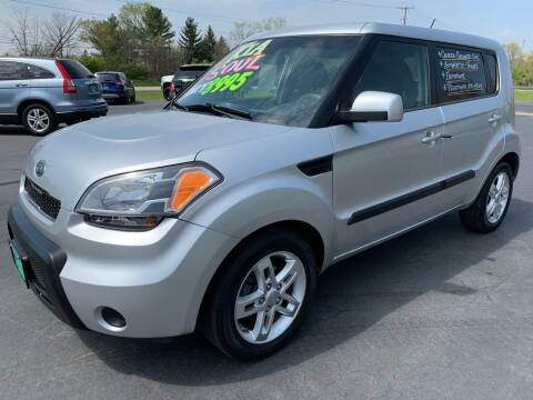 2011 Kia Soul for sale at FREDDY'S BIG LOT in Delaware OH