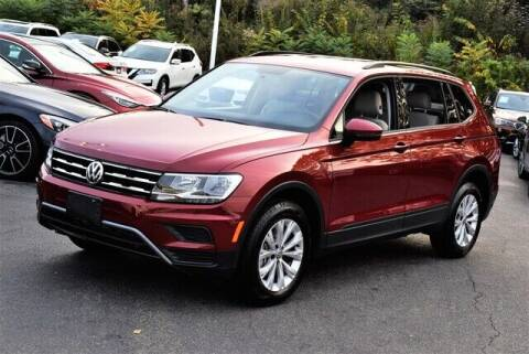 2019 Volkswagen Tiguan for sale at Automall Collection in Peabody MA