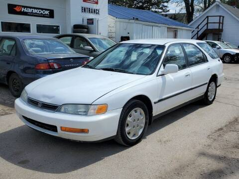 1997 Honda Accord for sale at Ericson Auto in Ankeny IA