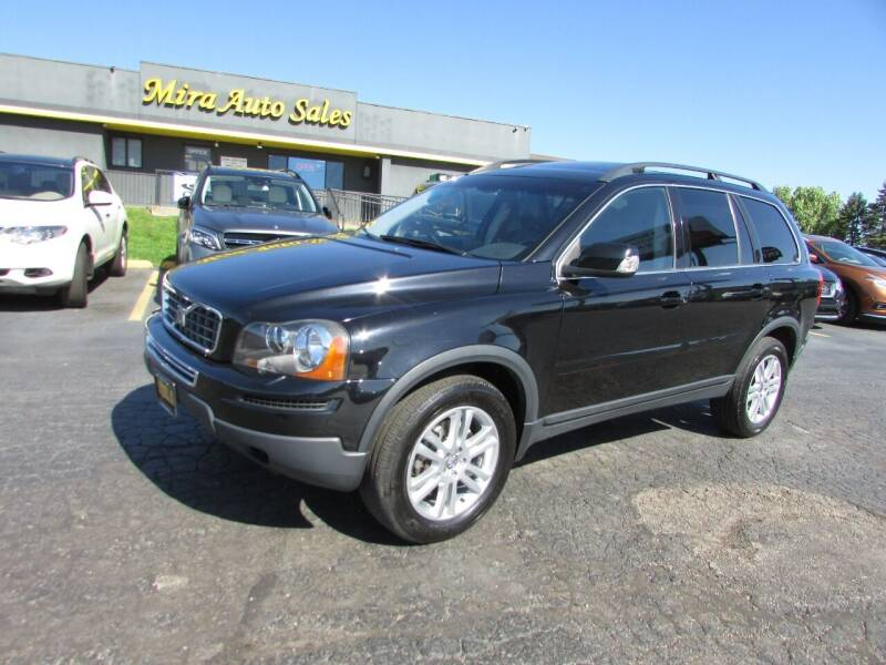 2009 Volvo XC90 for sale at MIRA AUTO SALES in Cincinnati OH