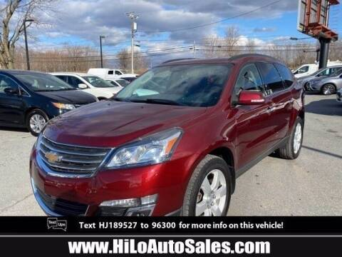 2017 Chevrolet Traverse for sale at Hi-Lo Auto Sales in Frederick MD