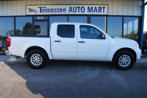 2016 Nissan Frontier for sale at Tennessee Auto Mart Columbia in Columbia TN