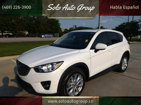 2014 Mazda CX-5 for sale at Solo Auto Group in Mckinney TX