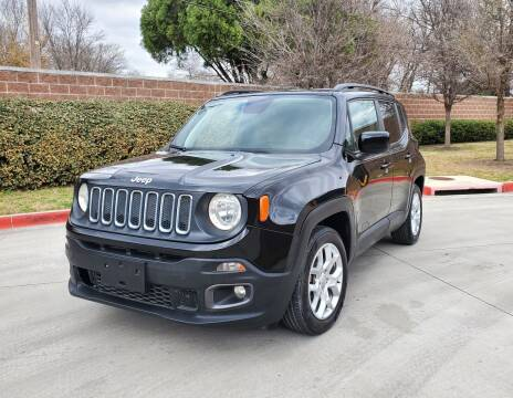 2018 Jeep Renegade for sale at International Auto Sales in Garland TX