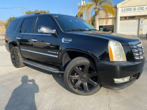 2008 Cadillac Escalade for sale at Luxury Auto Lounge in Costa Mesa CA