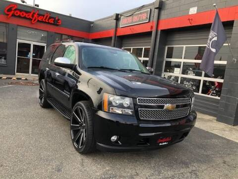 2009 Chevrolet Tahoe for sale at Goodfella's  Motor Company in Tacoma WA