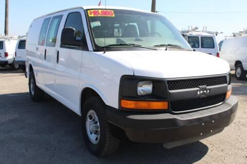 2006 Chevrolet Express Cargo for sale at Kingsburg Truck Center - Vans in Kingsburg CA