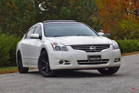 2012 Nissan Altima for sale at Rosedale Auto Sales Incorporated in Kansas City KS