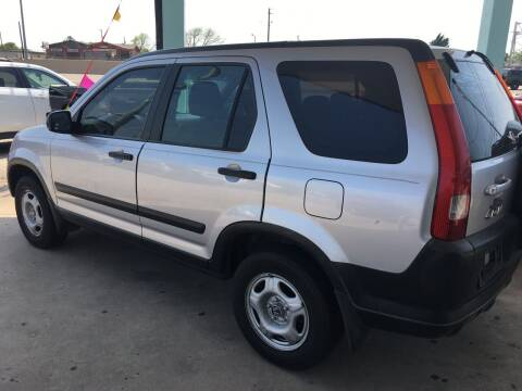 2004 Honda CR-V for sale at Max Motors in Corpus Christi TX