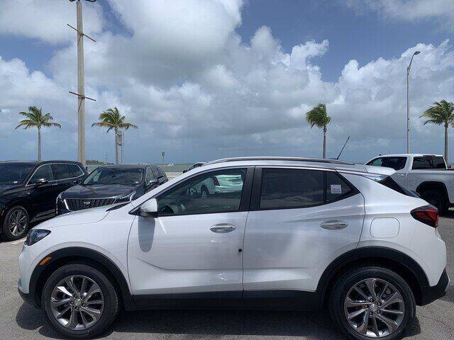 2021 Buick Encore GX for sale at Niles Sales and Service in Key West FL