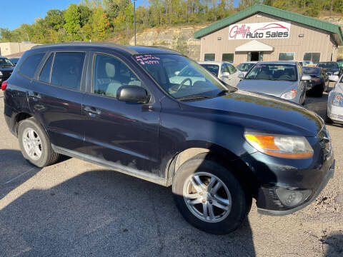 2011 Hyundai Santa Fe for sale at Gilly's Auto Sales in Rochester MN