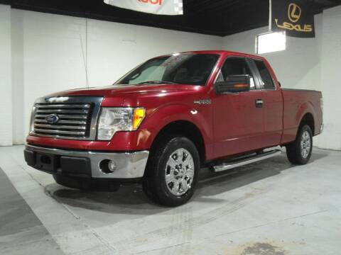 2011 Ford F-150 for sale at Ohio Motor Cars in Parma OH