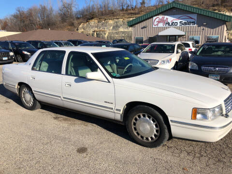 1999 Cadillac DeVille for sale at Gilly's Auto Sales in Rochester MN