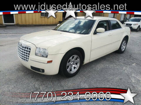 2007 Chrysler 300 for sale at J D USED AUTO SALES INC in Doraville GA