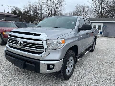 2016 Toyota Tundra for sale at Davidson Auto Deals in Syracuse IN