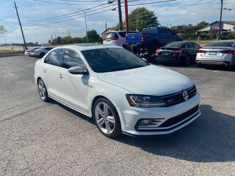 2017 Volkswagen Jetta for sale at LLANOS AUTO SALES LLC - LEDBETTER in Dallas TX