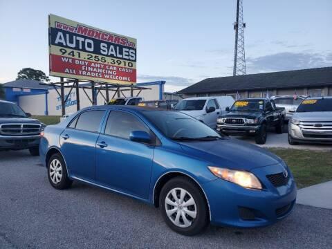 2010 Toyota Corolla for sale at Mox Motors in Port Charlotte FL