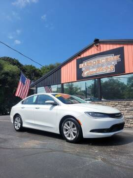 2015 Chrysler 200 for sale at Harborcreek Auto Gallery in Harborcreek PA