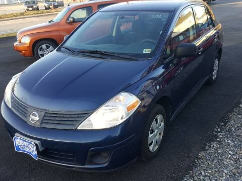 2009 Nissan Versa for sale at Premier Auto Sales Inc. in Newport News VA