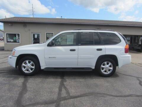 2003 GMC Envoy for sale at Mike's Budget Auto Sales in Cadillac MI
