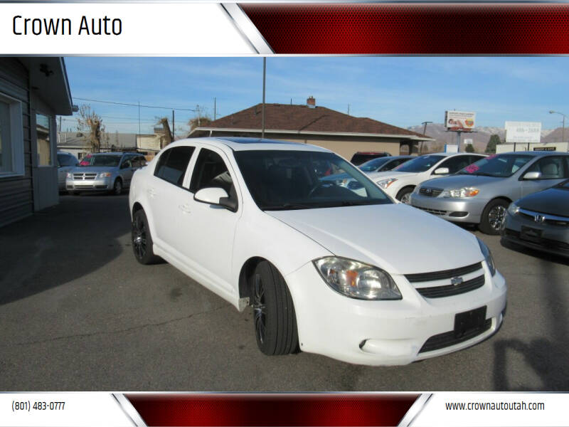 2010 Chevrolet Cobalt for sale at Crown Auto in South Salt Lake City UT