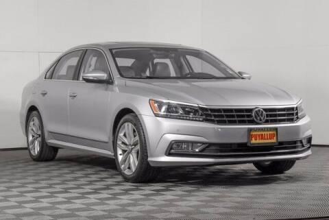 2017 Volkswagen Passat for sale at Washington Auto Credit in Puyallup WA
